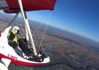 Air Panorama Ultra-léger motorisé Ultralight aircraft